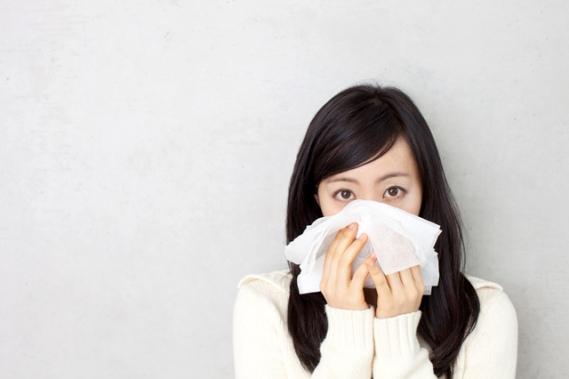 鼻水・花粉症